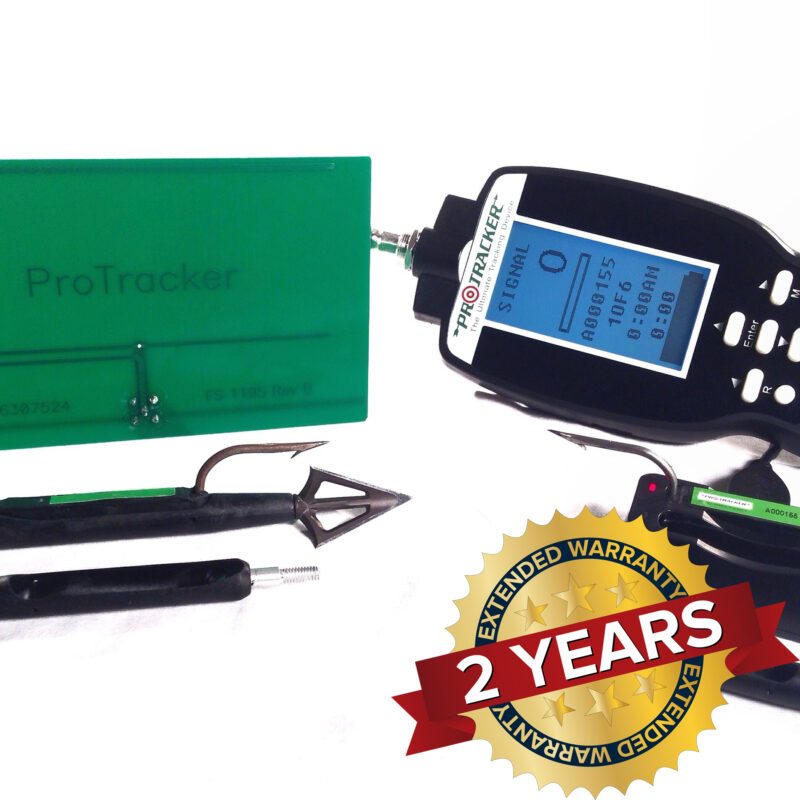 Pro-Tracker with 2 year WARRANTY