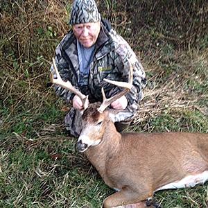 Randy hunting