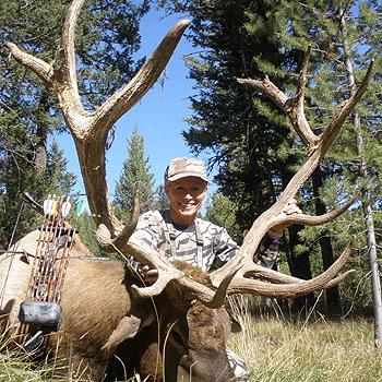 Joyce Smith Elk Hunt