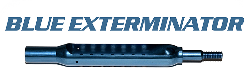 Blue Exterminator