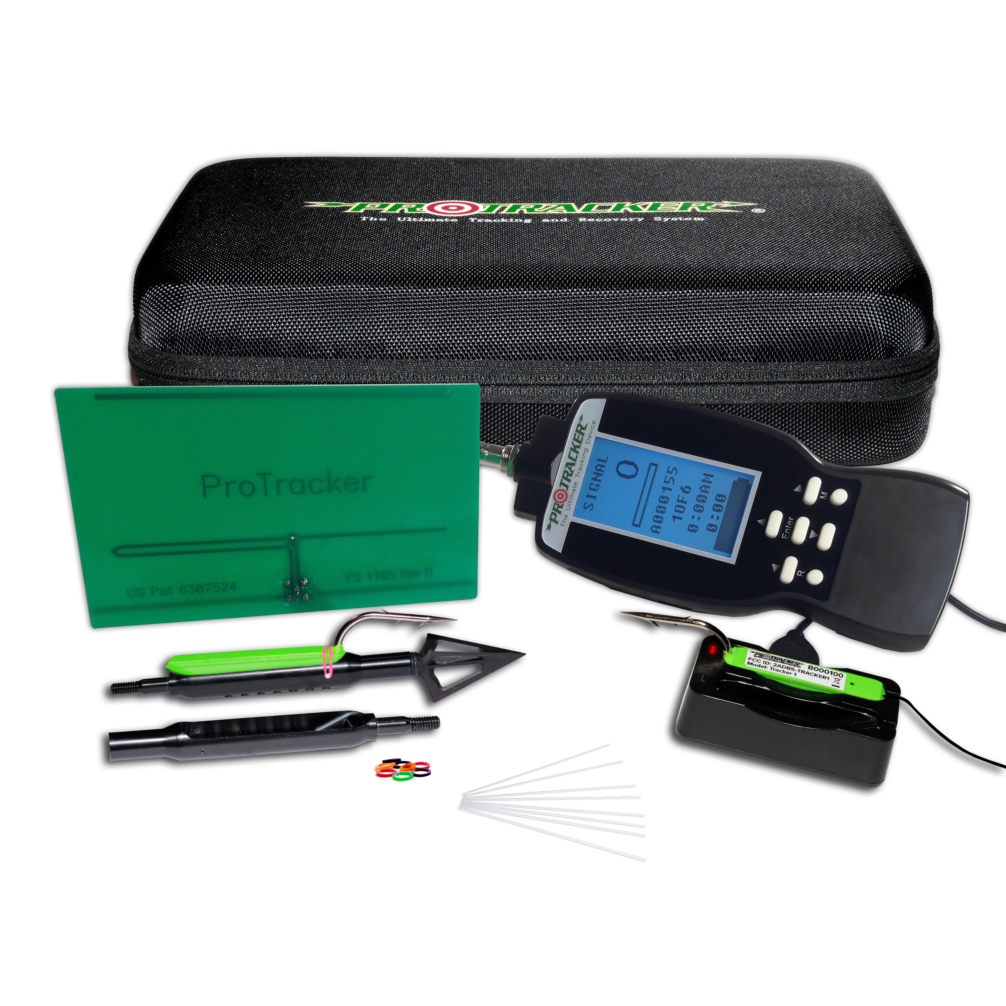 Pro-Tracker Bowhunting Radio Frequency Tracking System Alpha