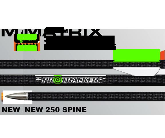 3k Carbon Weave arrow