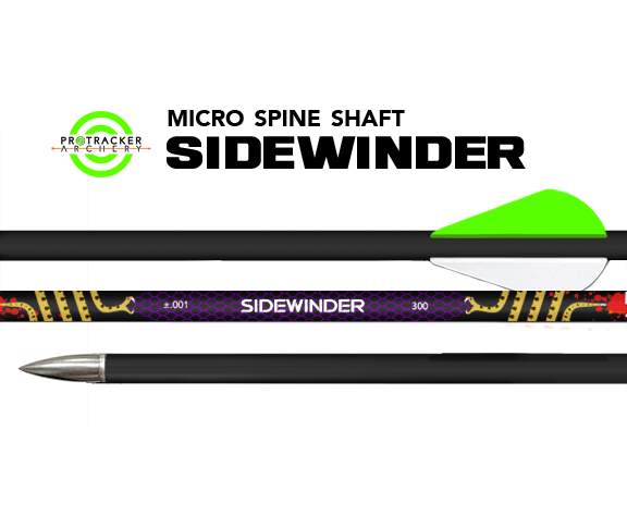 Sidewinder arrow